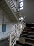 キングの塔・塔屋の階段