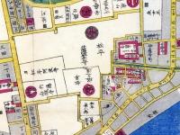 薩摩屋敷の隣の「西應寺」