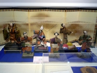 江戸後期の人形
