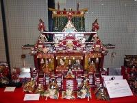 昭和30年代の御殿雛