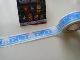 うた☆プリ マスキングテープ (2)