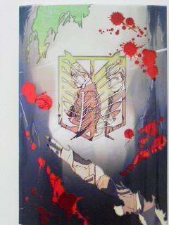 「進撃の巨人」悔いなき選択1巻 (4)