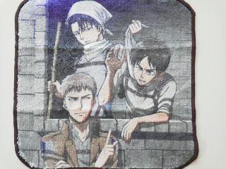 進撃一番くじ4日め戦利品 (8)