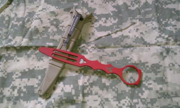 トレーニングナイフ色々、ナイフファイトに使えるトレーニングナイフって!?3