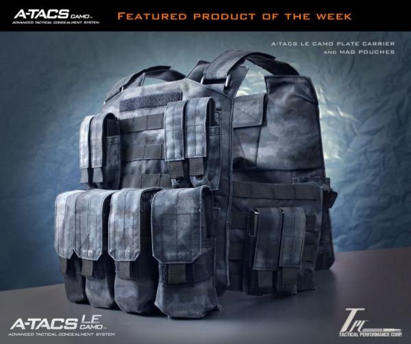 A-TACS LEcamo plate carrier