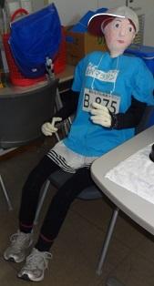 金沢マラソン田上公子(きみこ)さんです。
