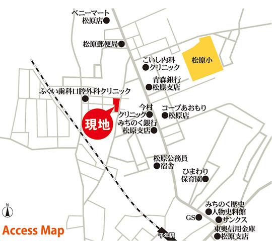 map-松原