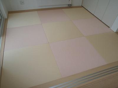 松原③琉球畳