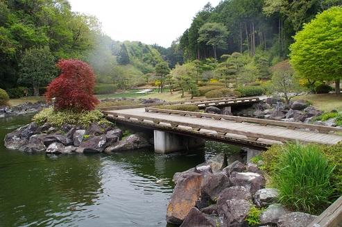 西山荘の風景