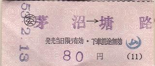 12きっぷ