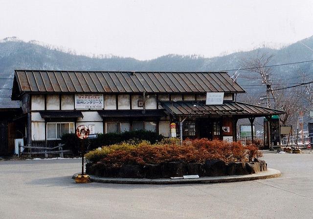 6信濃川田