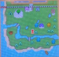 Andante地図