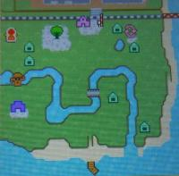 ゆでたまご地図
