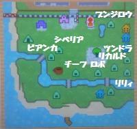 しずく村地図2