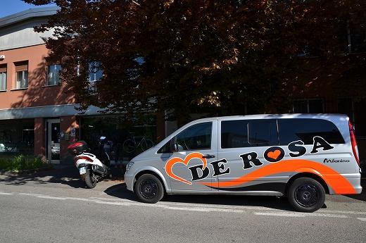 STK 7273 - イタリアの自転車メーカー「DE ROSA」デローザ社 訪問