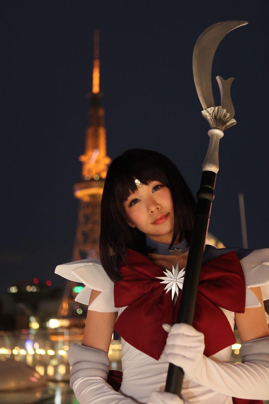 【五木あきらさん】美少女戦士セーラームーン セーラーサターン