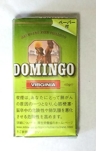 DOMINGO DOMINGO_VIRGINIA ドミンゴ ドミンゴ・バージニア バージニアブレンド 手巻きタバコ RYO