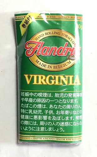 Flandria_VIRGINIA Flandria フランドリア・バージニア フランドリア ベルギー RYO シャグ