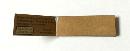 Greengo_Filterchips Greengo グリンゴー・フィルターチップ グリンゴー フィルターチップ 無漂白 RYO 手巻きタバコ