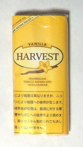 HARVEST_VANILLA HARVEST ハーベスト・バニラ ハーベスト バニラフレーバー 手巻きタバコ シャグ RYO ドイツ