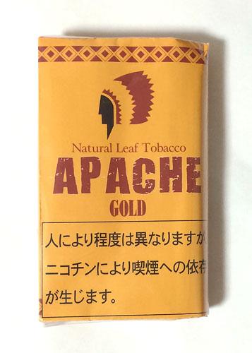 APACHE_GOLD APACHE アパッチ・ゴールド アパッチ バージニアブレンド シャグ 無添加シャグ RYO