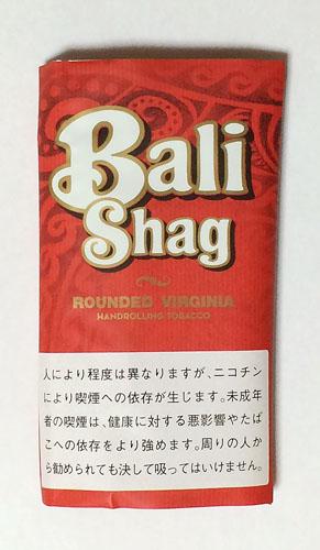 Bali_Shag_ROUNDED_VIRGINIA Bali_Shag バリシャグ・ラウンデッドバージニア バリシャグ ジョニー・デップ Johnny Depp 手巻きタバコ RYO シャグ