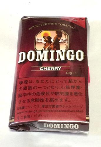 DOMINGO-CHERRY, DOMINGO ドミンゴ・チェリー ドミンゴ 手巻きタバコ シャグ RYO HAND_ROLL_TOBACCO フレーバーシャグ