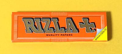 RIZLA_ORANGE RIZLA リズラ・オレンジ リズラ DRUM ドラム 手巻きタバコ 巻紙 ペーパー