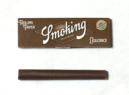 Smoking_Liquorice, Smoking, Liquorice, スモーキング・リコリス スモーキング リコリス 手巻きタバコ 巻紙 ペーパー RYO