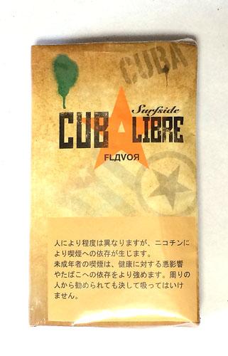 Surfside_CUBALIBRE Surfside サーフサイド・キューバリブレ サーフサイド キューバリブレ ラムコーク RYO 手巻きタバコ