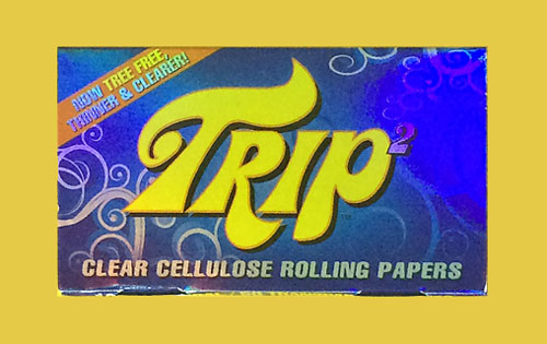 Trip2 トリップ 手巻きタバコ 巻紙 ペーパー セルロース 透明 スローバーニング BIO TREE_FREE エコ RYO