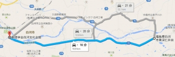 map東深仁創価