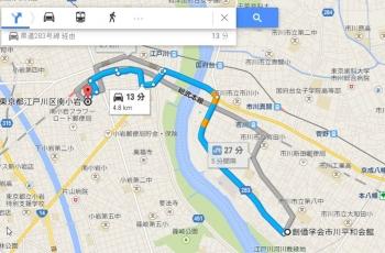 map東京都江戸川区南小岩