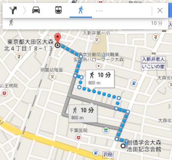 map東京都大田区大森北4丁目18−13