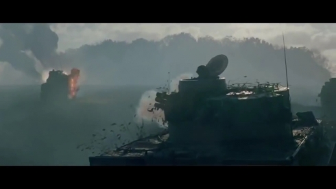 Fury Official Trailer 000136540
