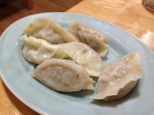 天福 肉水餃子