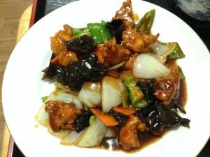 天福 酢鶏 アップ