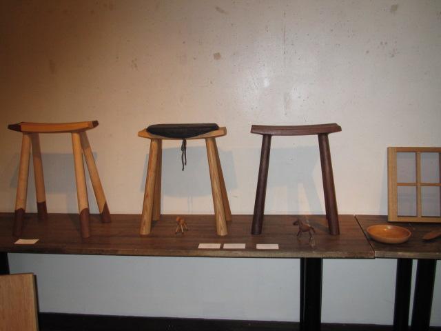木の家具個展2014 003