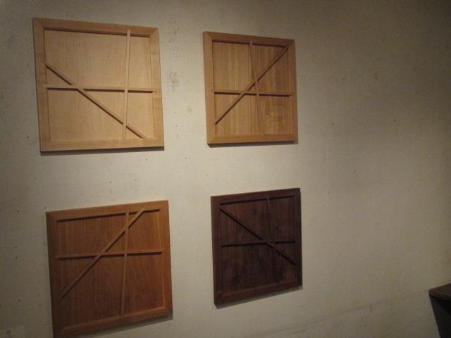 木の家具個展2014 004