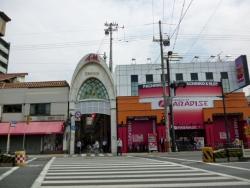 千林商店街。
