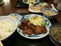 味噌牛タン定食