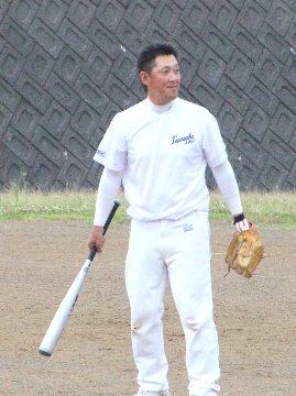 JBC玉城さん鳥羽へ - 鳥羽野球部...