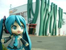 ミクアケ史上初の離島に設置された店舗!
