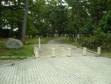 須磨海浜公園入口