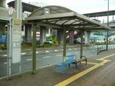 大和ミュージアム・ゆめタウン前バス停