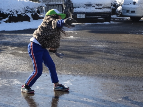 スケート①