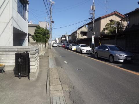 ⑤県道若松行里川線