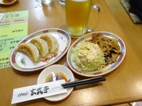 ④玄武亭 焼肉セット