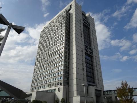 一般質問勉強会 茨城県庁 外観