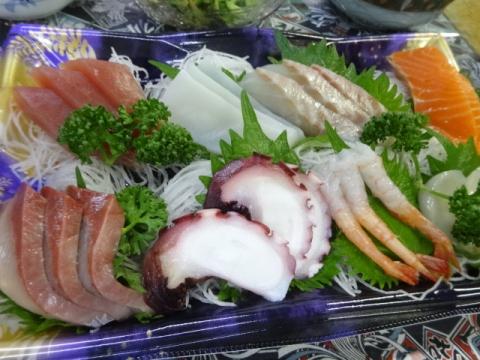 手巻き寿司①